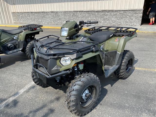 2020 Polaris Sportsman 450 HO Base at Lynnwood Motoplex, Lynnwood, WA 98037