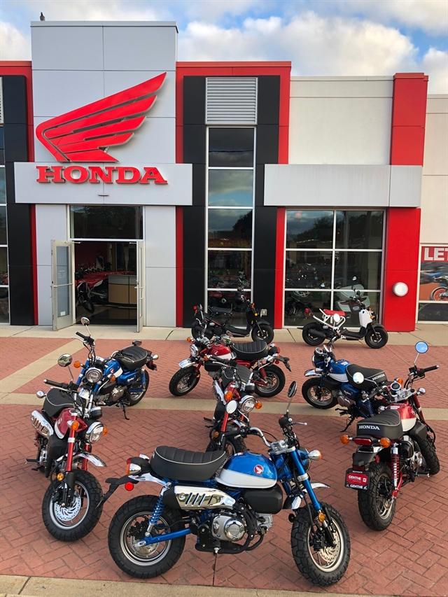 2020 HONDA MONKEY 125 Base at Genthe Honda Powersports, Southgate, MI 48195