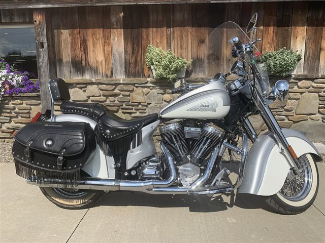 2003 INDIAN CHIEF ROADMASTER at Arkport Cycles