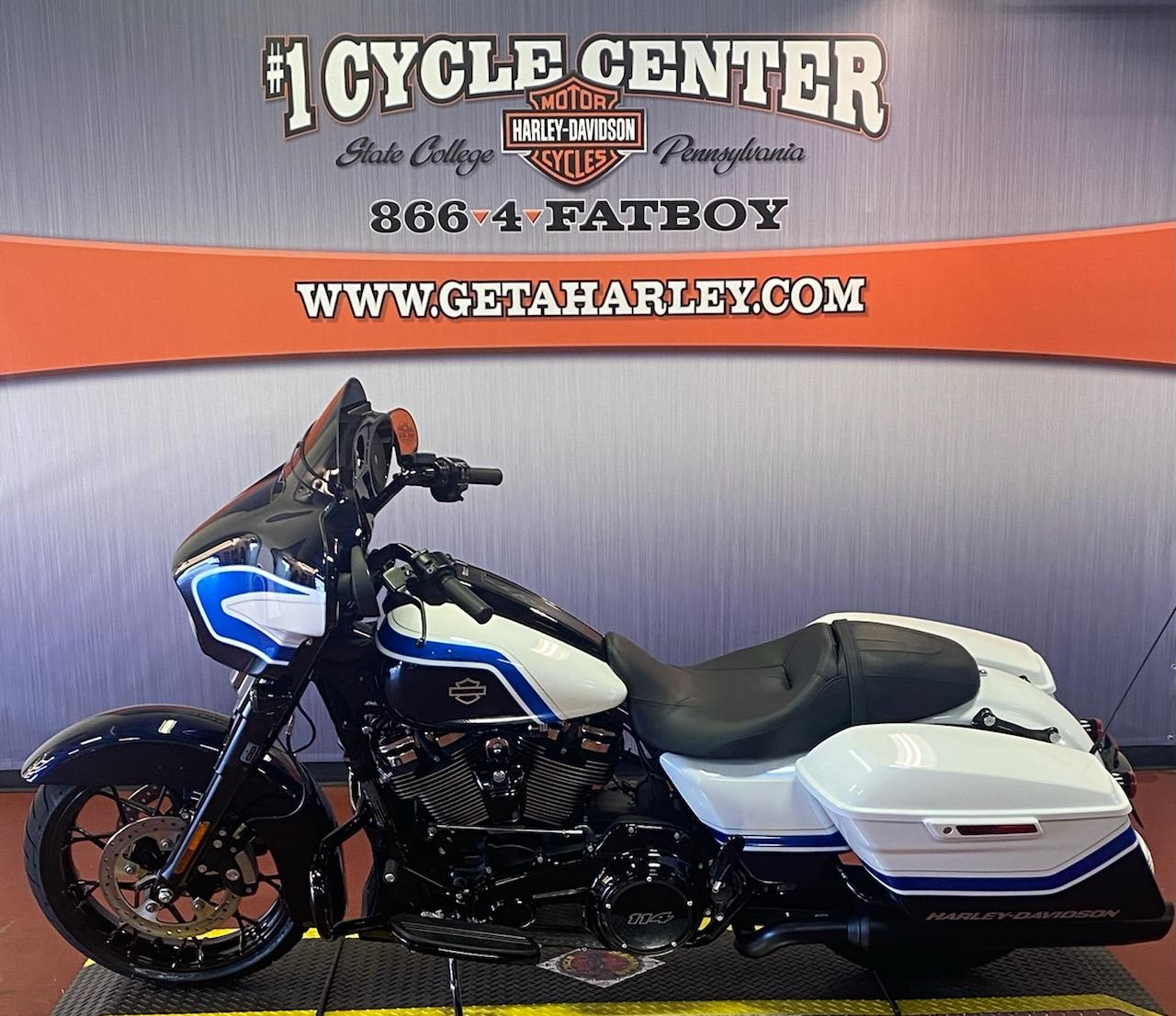 2021 Harley-Davidson Grand American Touring Street Glide Special at #1 Cycle Center Harley-Davidson