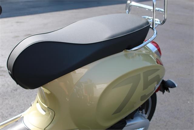 2021 VESPA Primavera 150 75th at Aces Motorcycles - Fort Collins