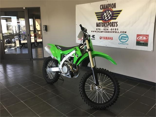 2022 Kawasaki KX 450 at Champion Motorsports