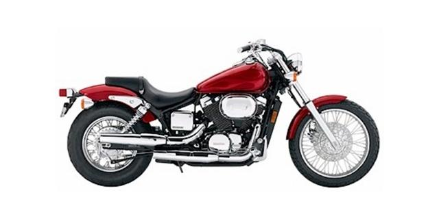 2006 Honda Shadow Spirit 750 at Great River Harley-Davidson