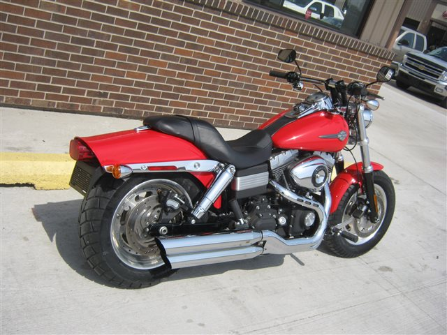 2010 Harley-Davidson FXDF Fat Bob at Brenny's Motorcycle Clinic, Bettendorf, IA 52722