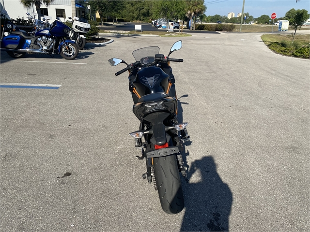 2019 Kawasaki Ninja 650 ABS at Fort Myers