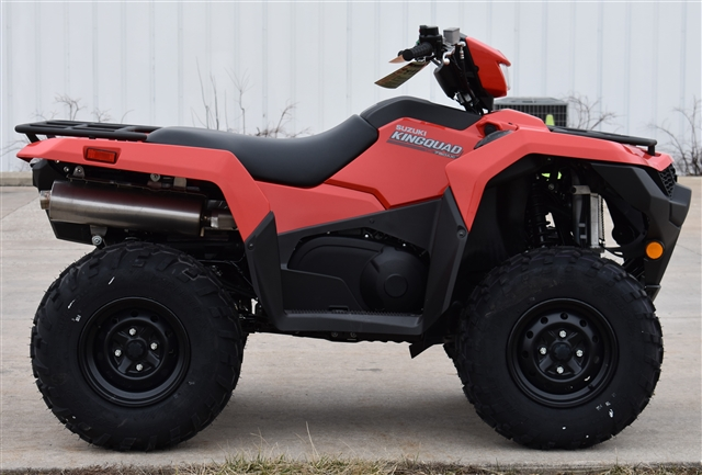 2019 Suzuki KingQuad 750 at Lincoln Power Sports, Moscow Mills, MO 63362