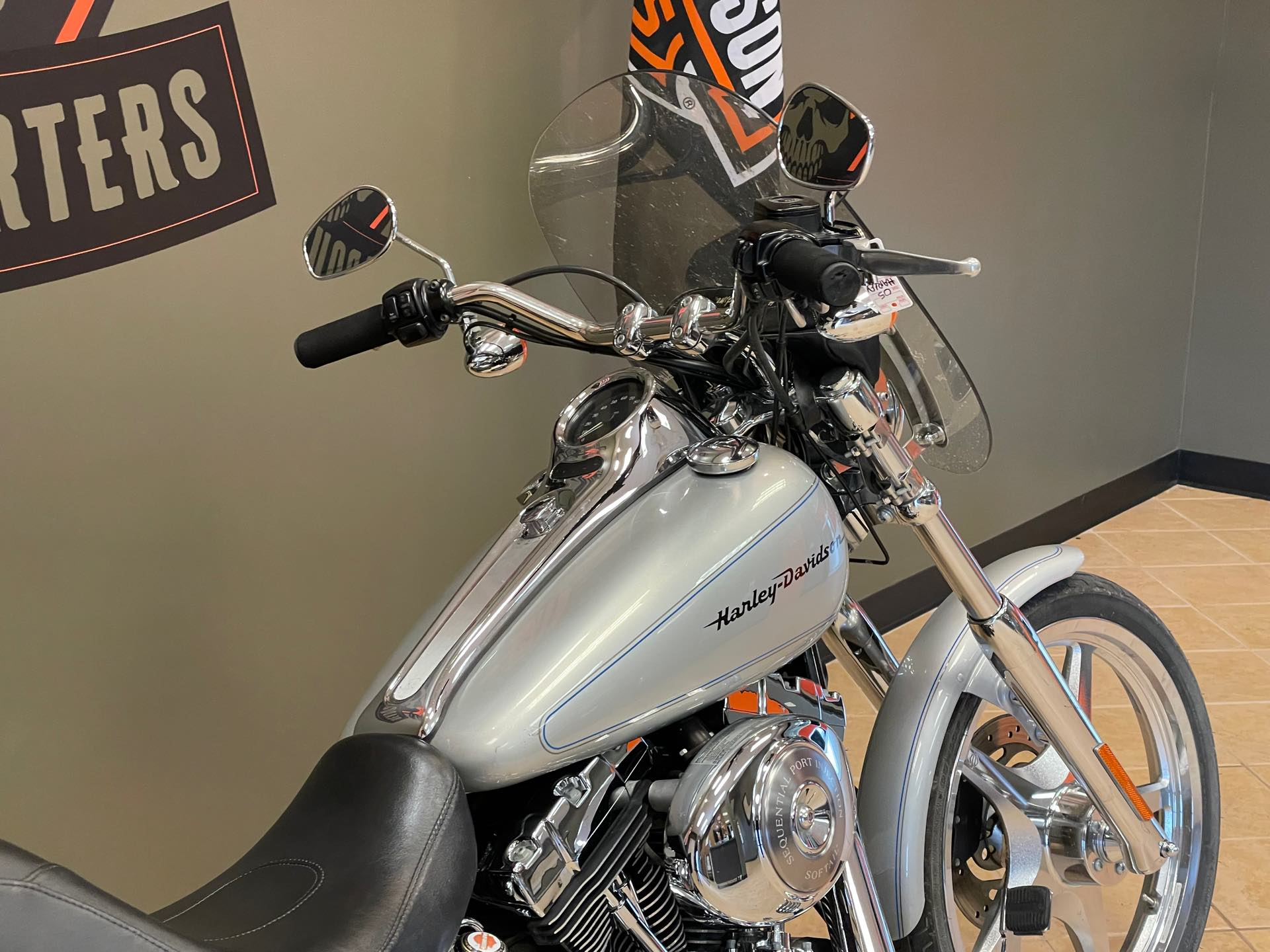 2005 Harley-Davidson Softail Deuce at Loess Hills Harley-Davidson