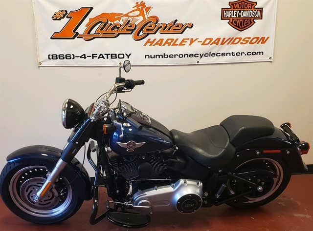 2012 Harley-Davidson Softail Fat Boy Lo at #1 Cycle Center Harley-Davidson