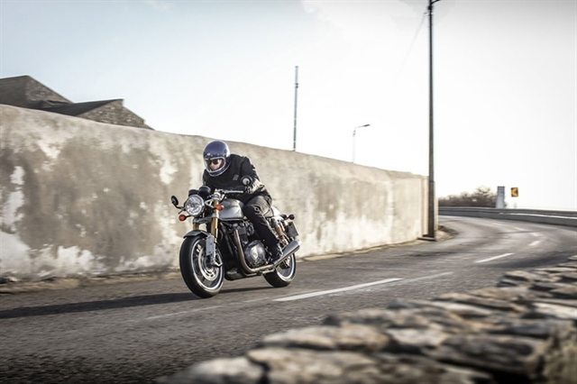 2019 Triumph Thruxton 1200 R at Youngblood Powersports RV Sales and Service