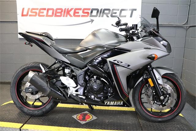 2016 Yamaha YZF R3 at Used Bikes Direct