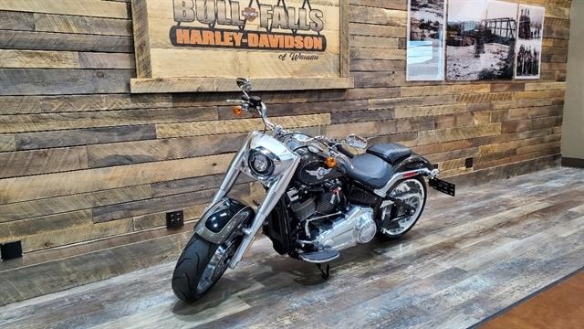 2020 Harley-Davidson Softail Fat Boy 114 at Bull Falls Harley-Davidson