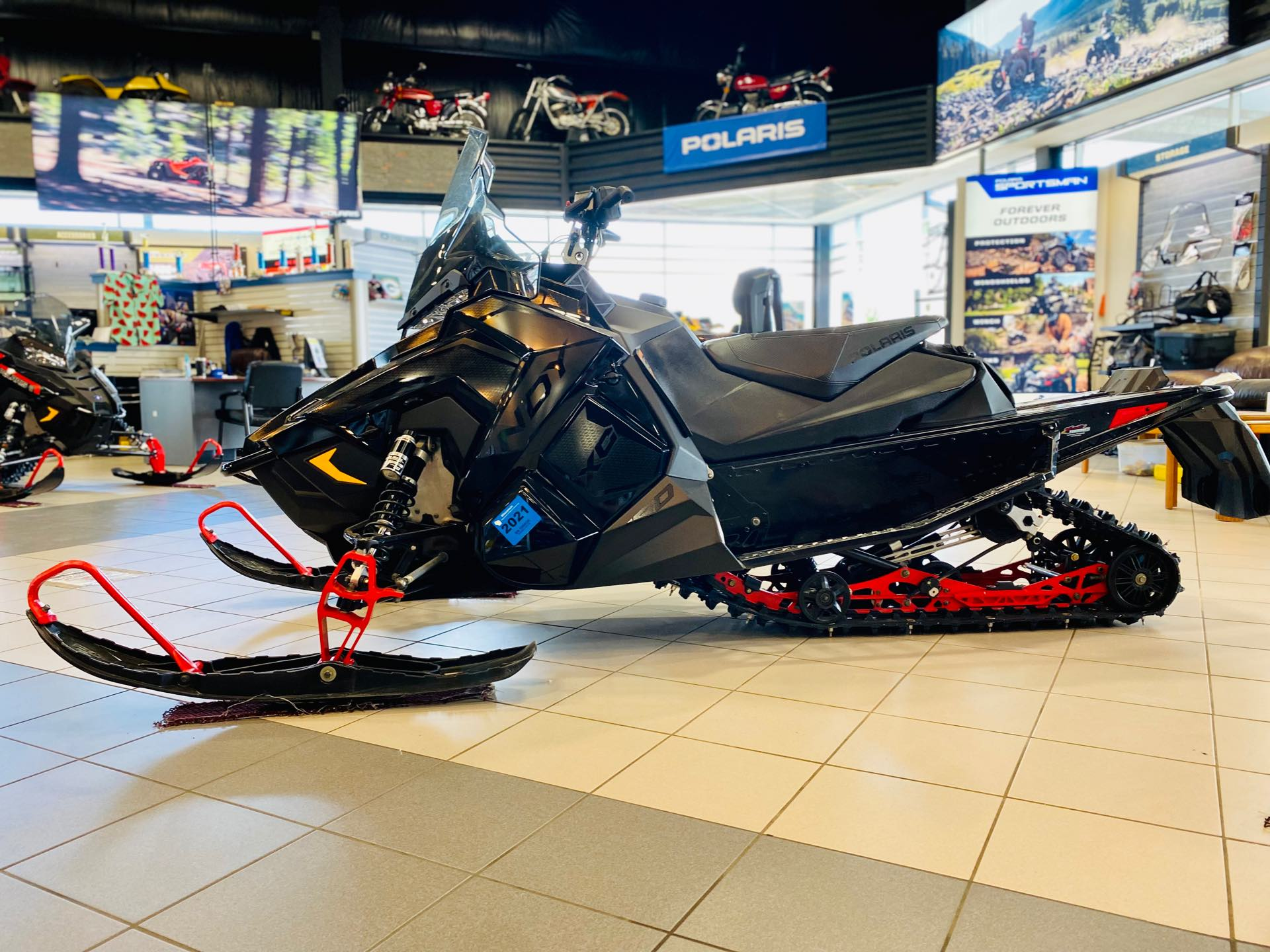 2019 Polaris INDY XC 850 129 at Rod's Ride On Powersports