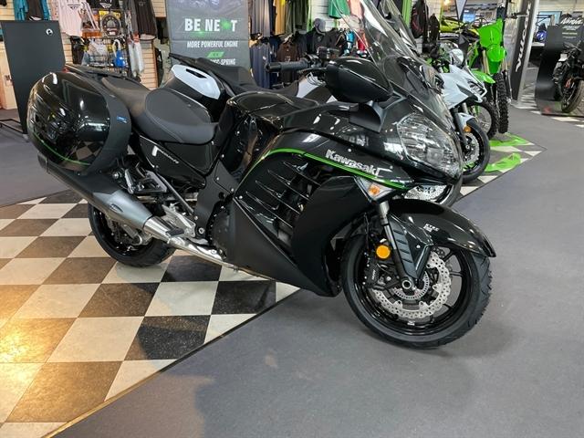 2021 Kawasaki Concours 14 ABS at Jacksonville Powersports, Jacksonville, FL 32225