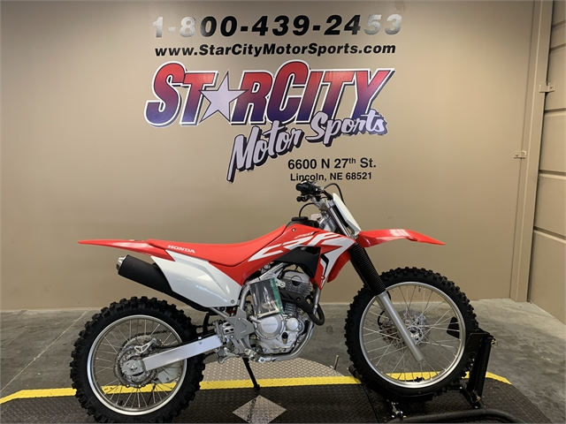 2021 Honda CRF 250F at Star City Motor Sports