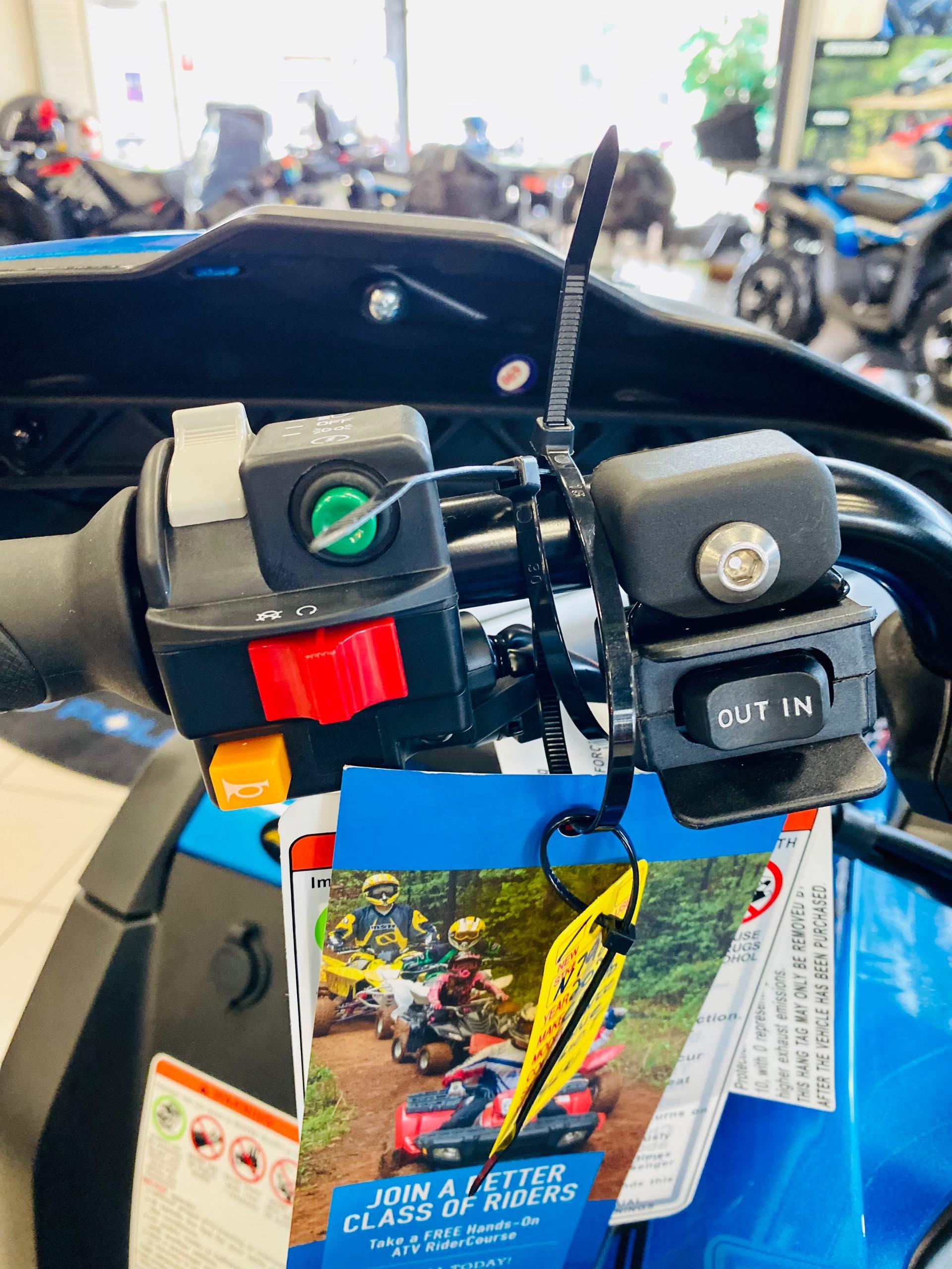 2021 CFMOTO CFORCE 600 Touring at Rod's Ride On Powersports