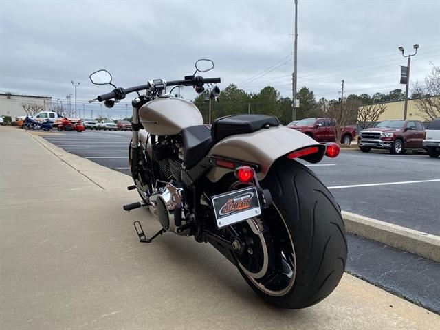 2018 Harley-Davidson Softail Breakout 114 at Harley-Davidson of Macon