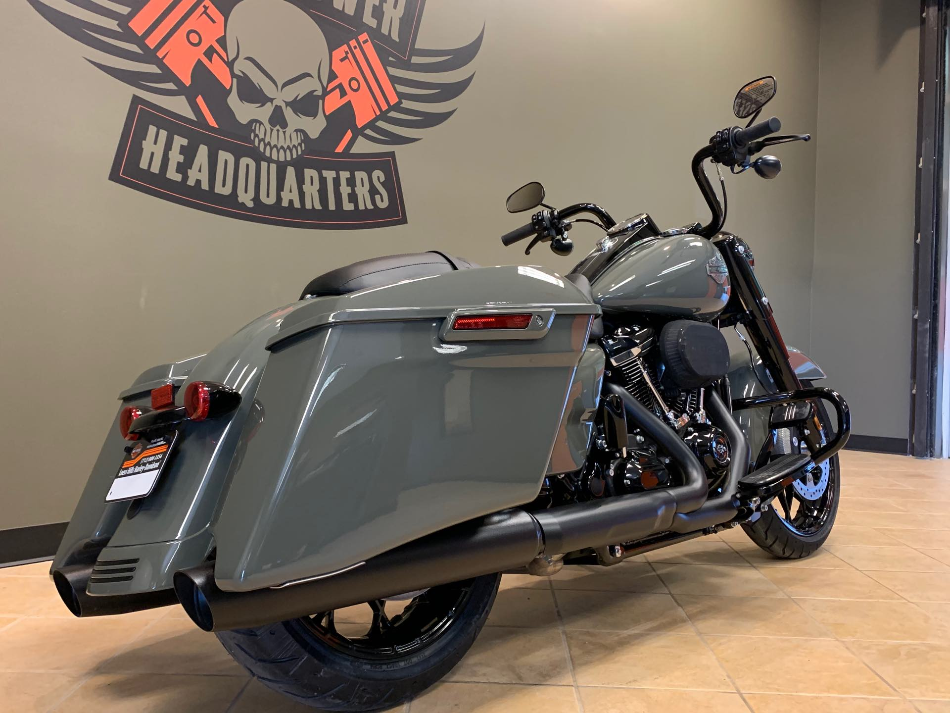 2021 Harley-Davidson Touring FLHRXS Road King Special at Loess Hills Harley-Davidson