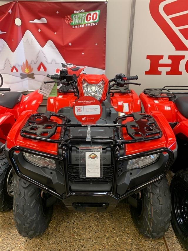 2020 Honda FourTrax Foreman 4x4 ES EPS at Mungenast Motorsports, St. Louis, MO 63123