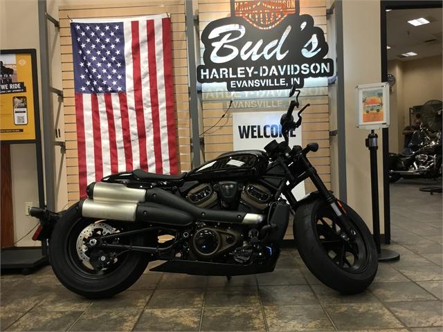 2021 Harley-Davidson Sportster S at Bud's Harley-Davidson