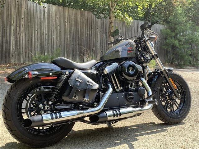 2019 Harley-Davidson Sportster Forty-Eight at Hampton Roads Harley-Davidson