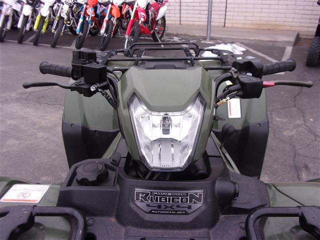 2015 Honda FourTrax Foreman Rubicon 4x4 Automatic DCT EPS at Bobby J's Yamaha, Albuquerque, NM 87110