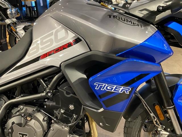 2021 Triumph Tiger 850 Sport at Tampa Triumph, Tampa, FL 33614