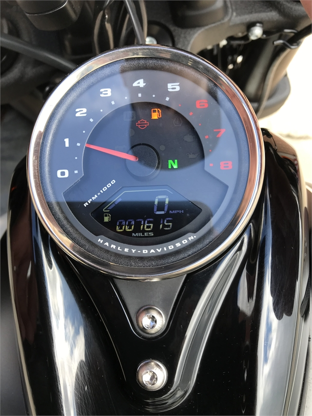2018 Harley-Davidson Softail Fat Bob at Roughneck Harley-Davidson
