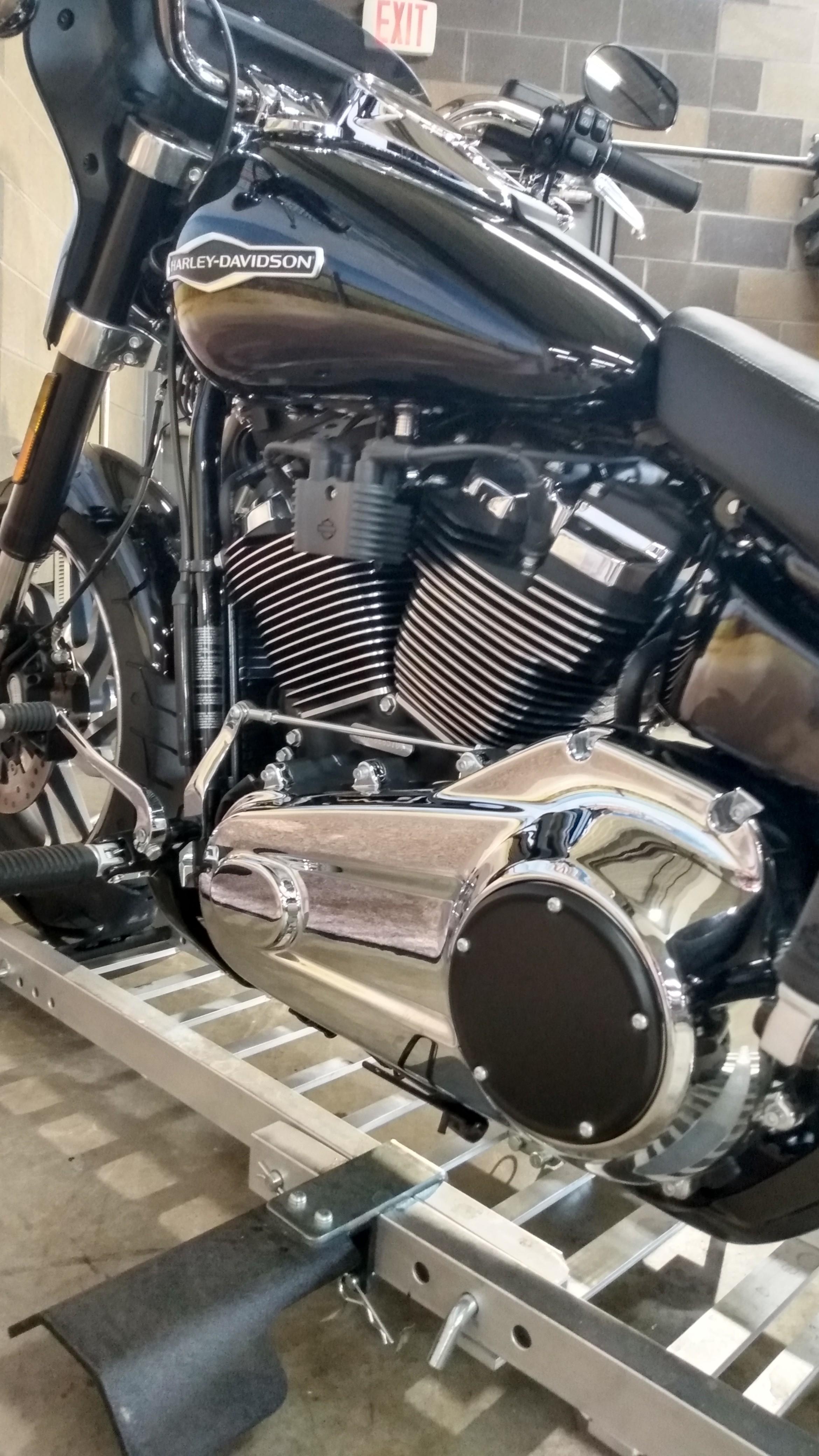 2019 Harley-Davidson Softail Sport Glide at Hot Rod Harley-Davidson