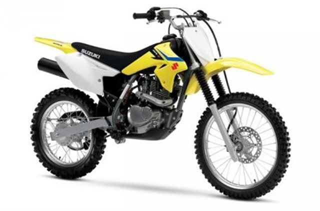 2018 Suzuki DR-Z 125L at Pete's Cycle Co., Severna Park, MD 21146