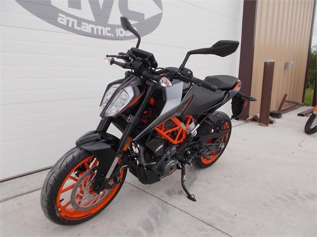 2021 KTM Duke 390 at Nishna Valley Cycle, Atlantic, IA 50022