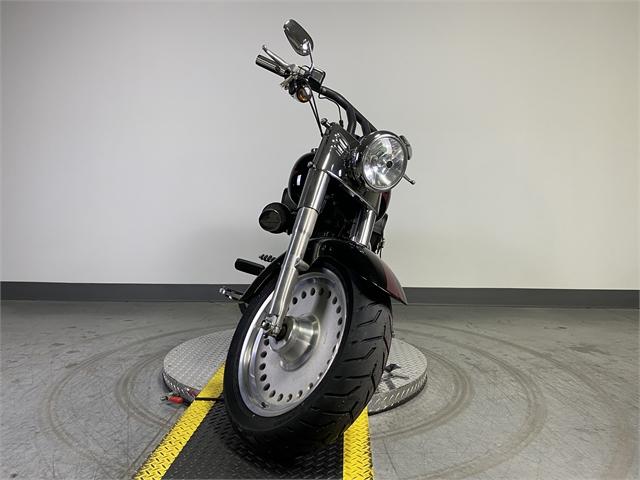 2007 Harley-Davidson Softail Fat Boy at Worth Harley-Davidson