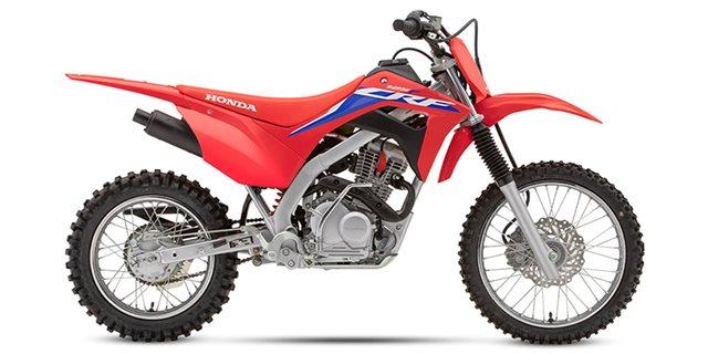2022 Honda CRF125FBN 125F at Columbanus Motor Sports, LLC