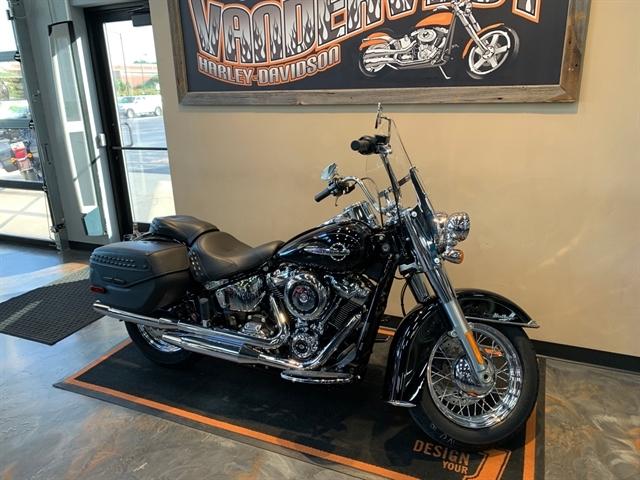 2020 Harley-Davidson Softail Heritage Classic at Vandervest Harley-Davidson, Green Bay, WI 54303