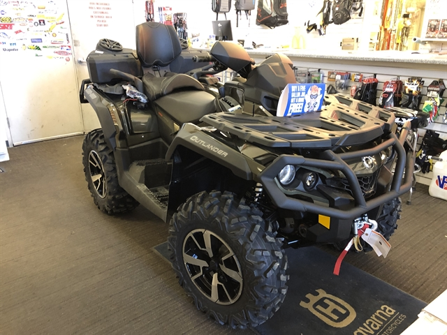 2020 Can-Am Outlander MAX Limited 1000R at Power World Sports, Granby, CO 80446