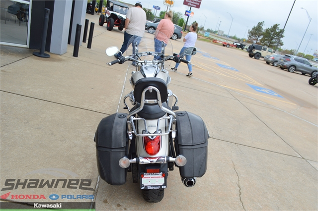2010 Yamaha V Star 950 Tourer at Shawnee Honda Polaris Kawasaki