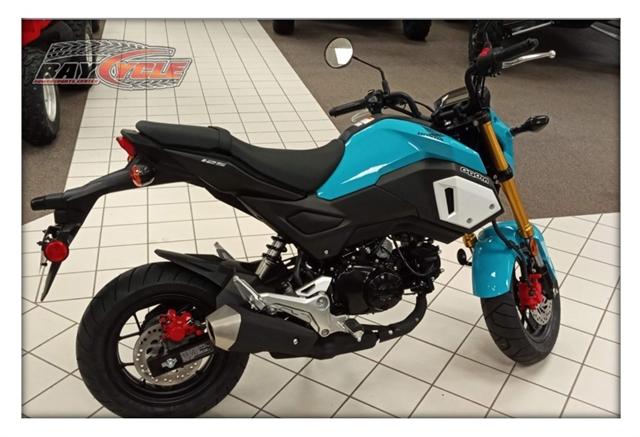 2020 Honda Grom Base at Bay Cycle Sales