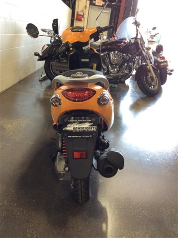 2018 Genuine Scooter Co. Buddy 125 at Rod's Ride On Powersports, La Crosse, WI 54601