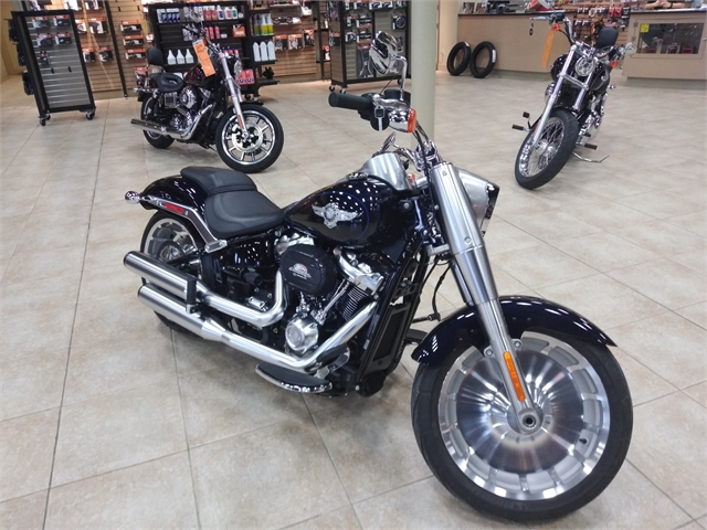2019 Harley-Davidson Softail Fat Boy 114 at M & S Harley-Davidson