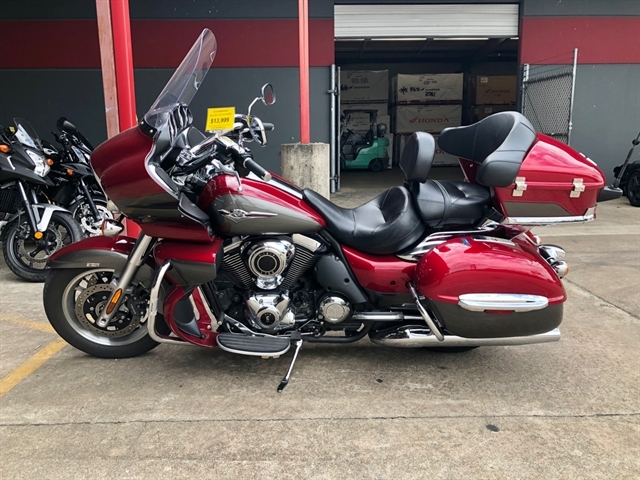 2018 Kawasaki Vulcan 1700 Voyager ABS at Wild West Motoplex