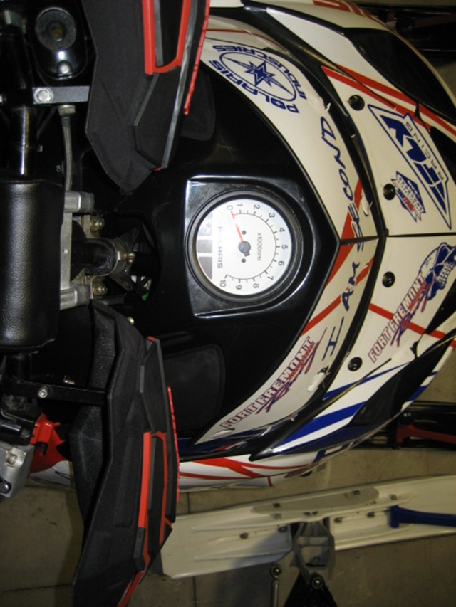 2015 Polaris 600 IQR Snowcross Race Sled at Fort Fremont Marine, Fremont, WI 54940