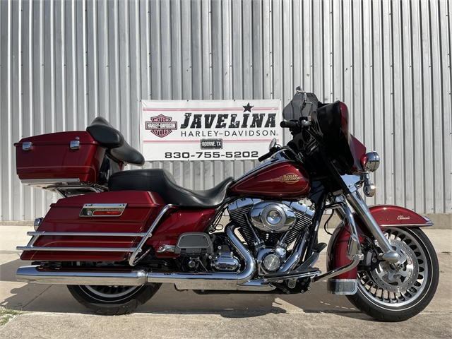 2010 Harley-Davidson Electra Glide Classic at Javelina Harley-Davidson