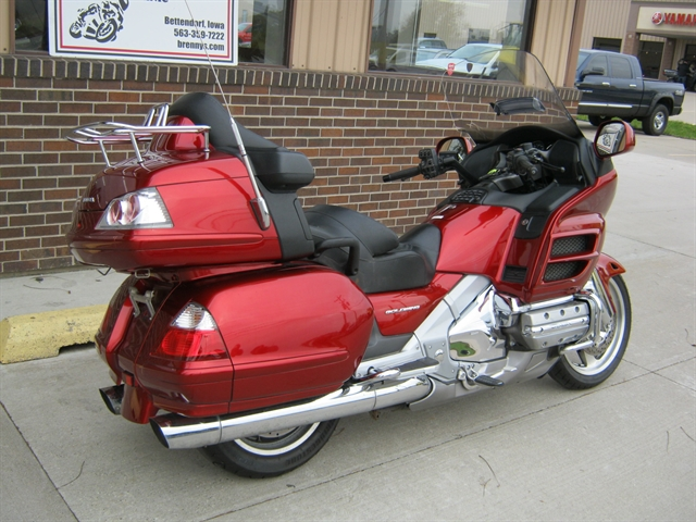 2010 Honda GL1800 Goldwing at Brenny's Motorcycle Clinic, Bettendorf, IA 52722
