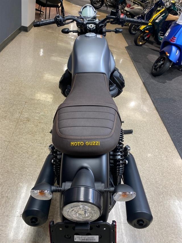 2021 Moto Guzzi V7 III Stone at Sloans Motorcycle ATV, Murfreesboro, TN, 37129
