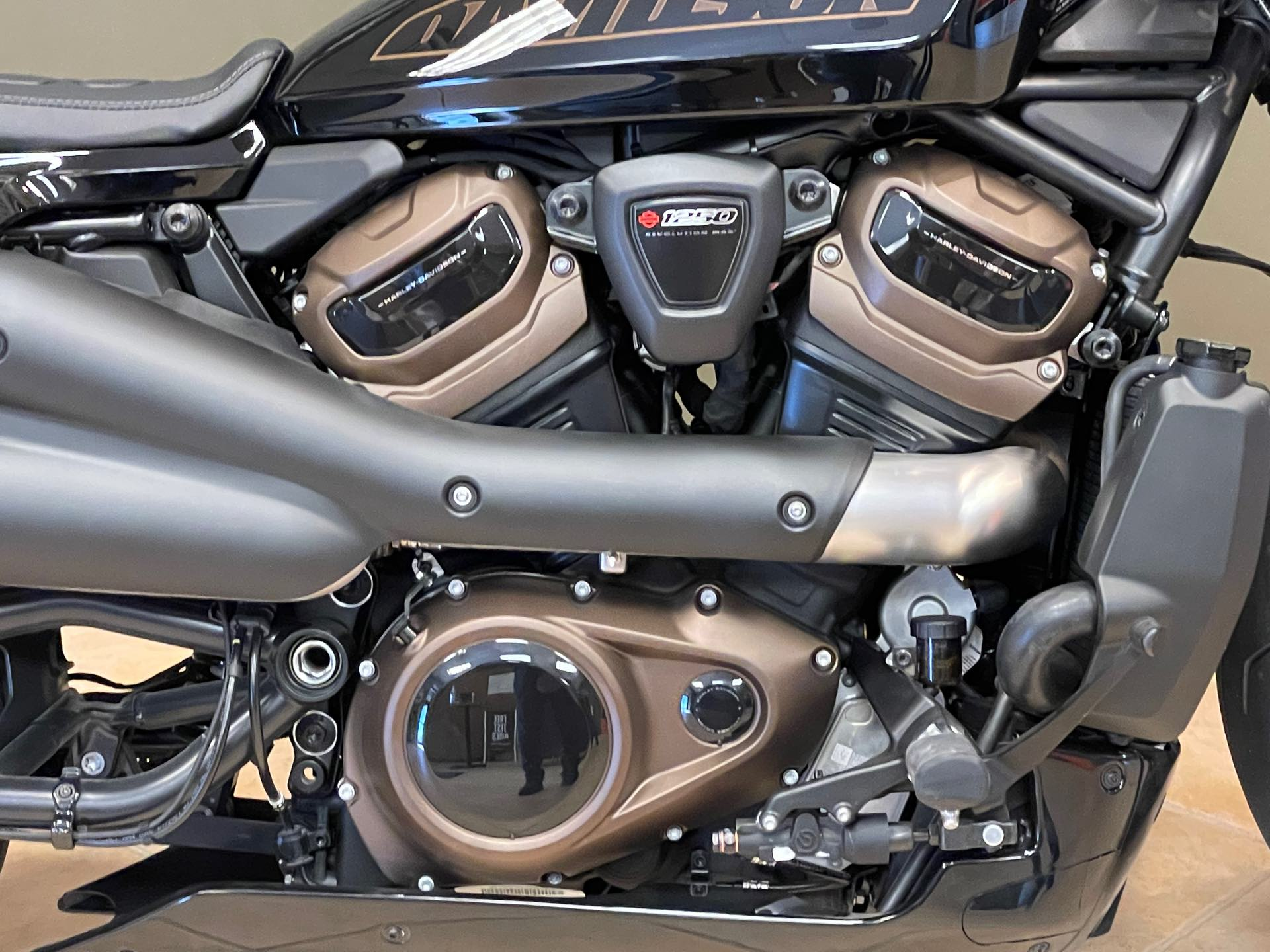 2021 Harley-Davidson Sportster S at Loess Hills Harley-Davidson