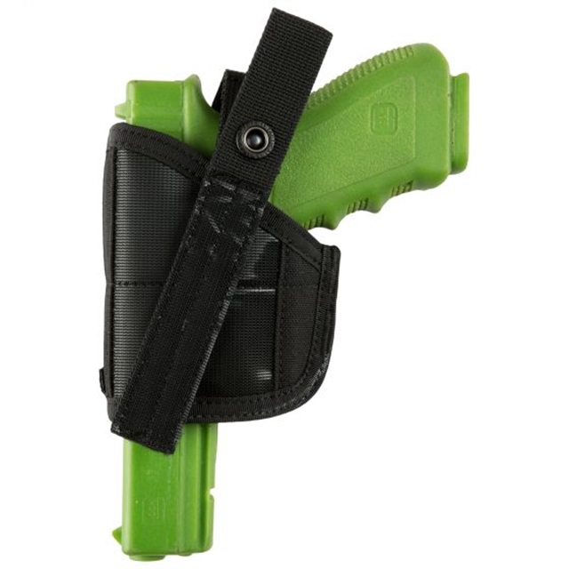 2019 5.11 Tactical TacTec Holster 2.0 Black at Harsh Outdoors, Eaton, CO 80615