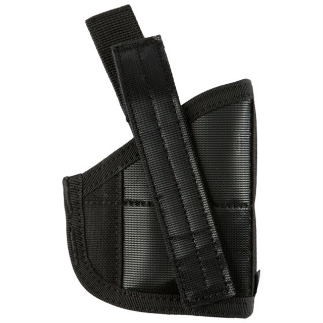 2019 5.11 Tactical TacTec™ Holster 2.0 Black at Harsh Outdoors, Eaton, CO 80615