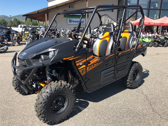 2020 Kawasaki Teryx4 Base at Power World Sports, Granby, CO 80446