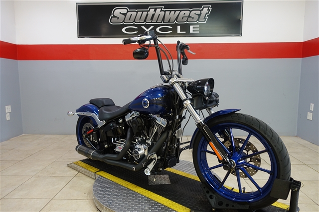 2015 Harley-Davidson Softail Breakout at Southwest Cycle, Cape Coral, FL 33909