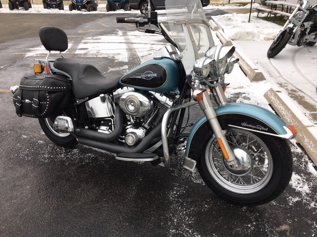 2008 Harley-Davidson Softail Heritage Softail Classic at Randy's Cycle, Marengo, IL 60152