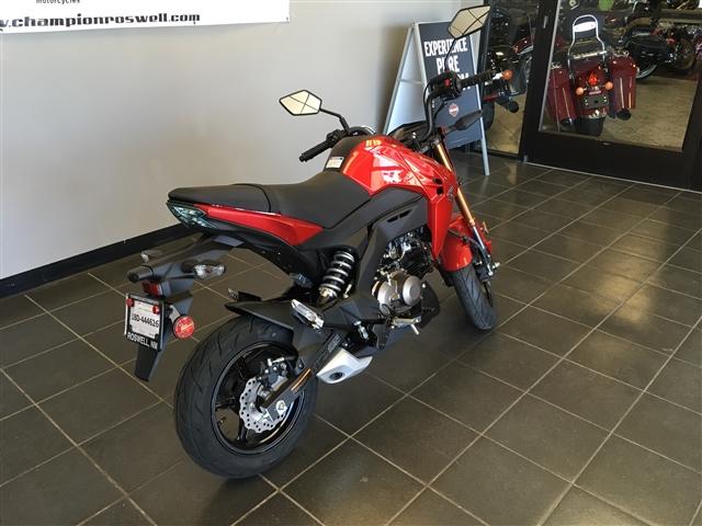 2018 Kawasaki Z125 PRO Base at Champion Motorsports, Roswell, NM 88201